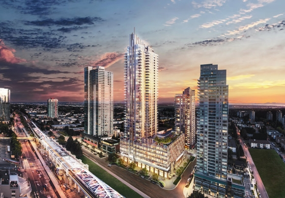 Sun Towers Condo Presale